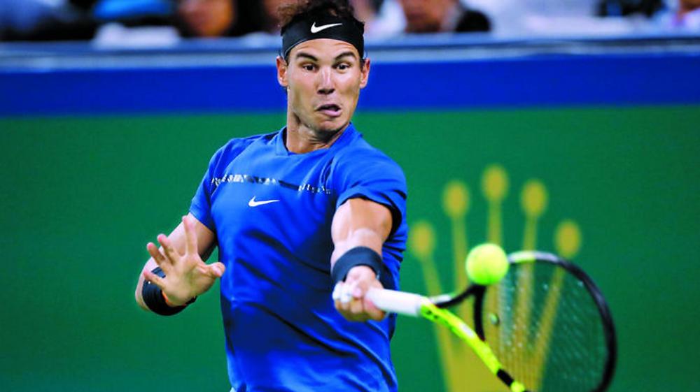 Rafael Nadal está en camino de terminar el año como el número uno del 'ranking'.