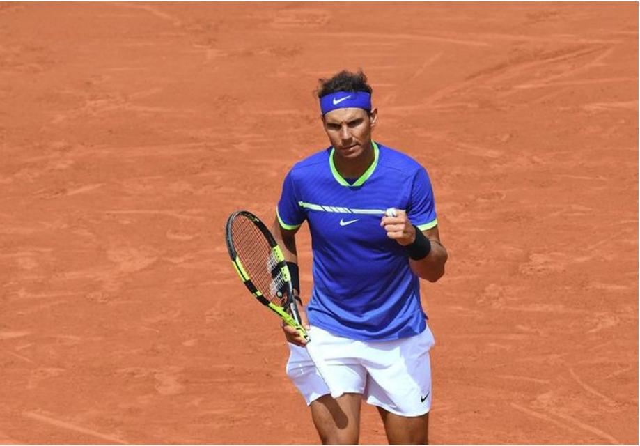 Rafael Nadal confía en no tener problemas ante Carreño, al que ha derrotado en sus tres enfrentamientos anteriores.