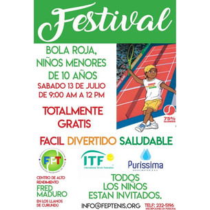 Festival - Bola Roja - 2019