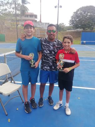 Resumen Torneo Juvenil Ranking Nacional Margarita Colón