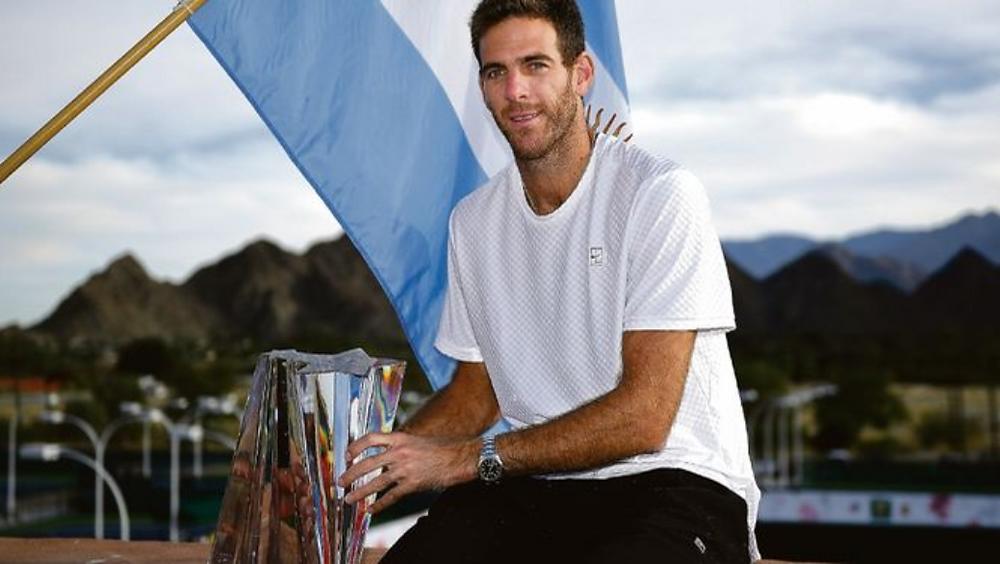 El argentino logró hacer historia; venció a de Federer y de paso se coronó campeón.