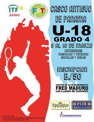 Torneo Casco Antiguo de Panamá - Marzo 2018