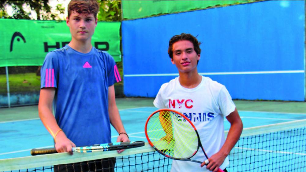 Gabriel Mann y Luis Ching jugarán en Dominicana.