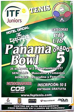 Panama Bowl 2017