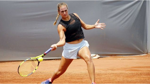 Mónica Puig está en Panamá para eliminatoria de la Fed Cup