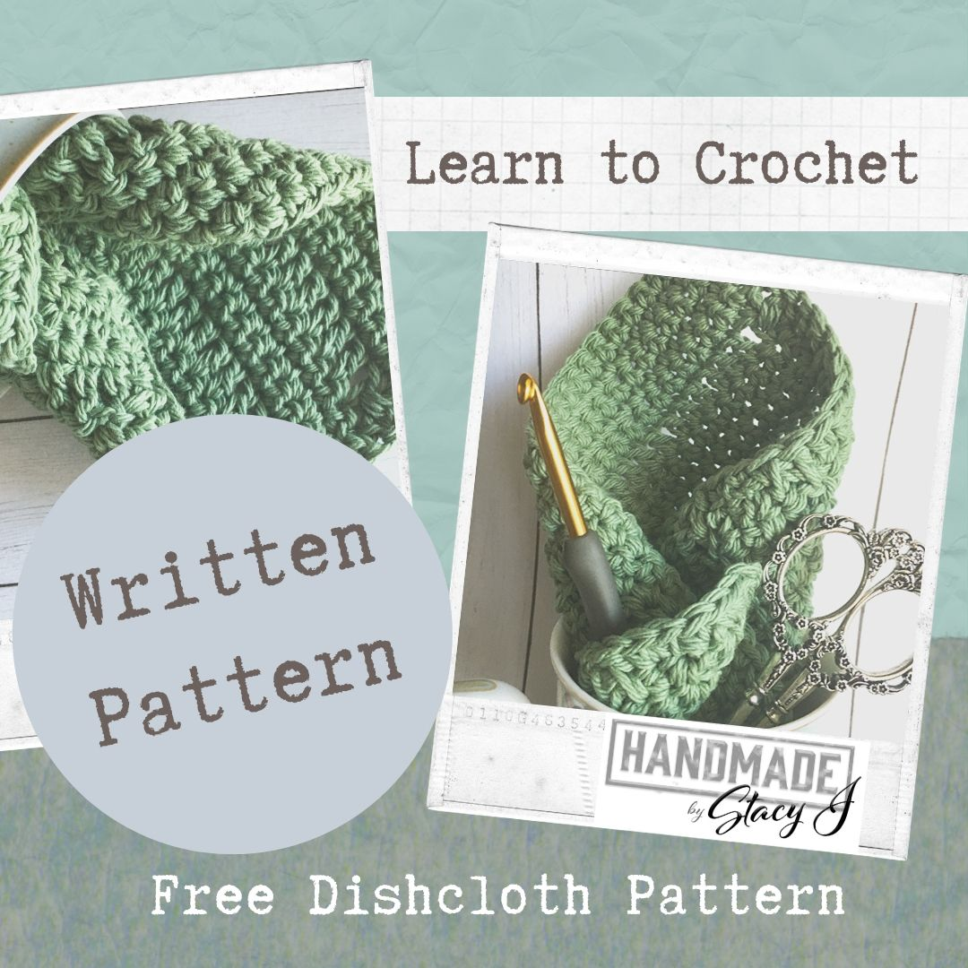 Learn to Crochet - Written Pattern