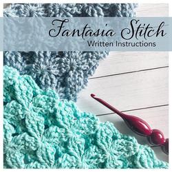 Fantasia_Crochet Stitch