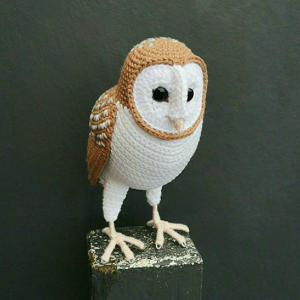 This is a crochet piece that Fay is most proud of!