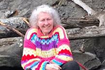 Meet Pam with Carroway Crochet!
