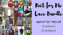 You're going to love this bundle!! 33 patterns at 91% off!!