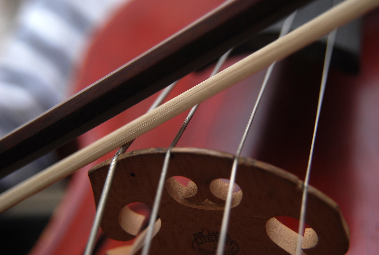 Intermediate B Violin or Cello