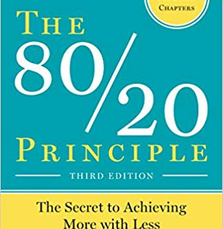 Book - The 80/20 Principle