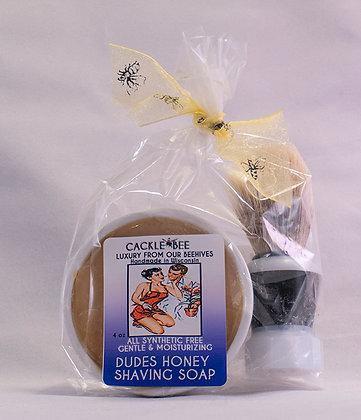 Dudes Honey Shaving Soap
