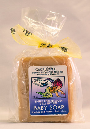 Baby Honey Soap