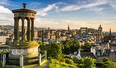 Scotland Tour, Wales Tour