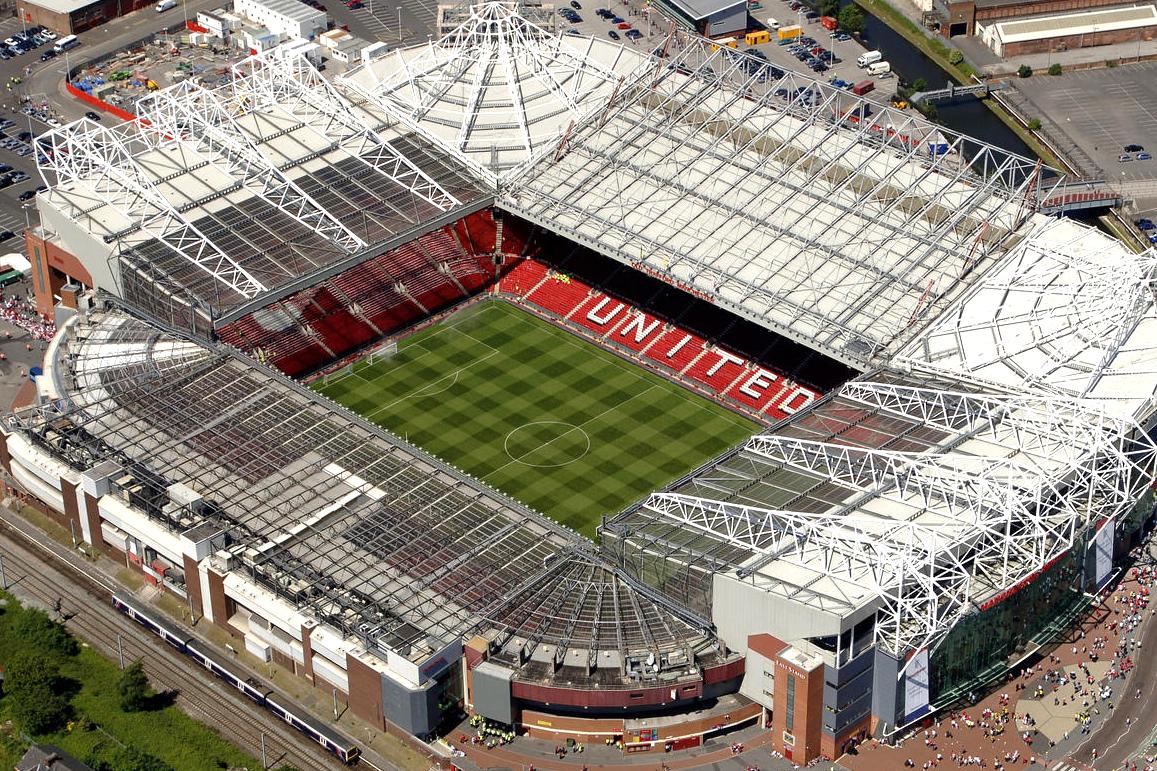 Old Trafford Stadium Tour