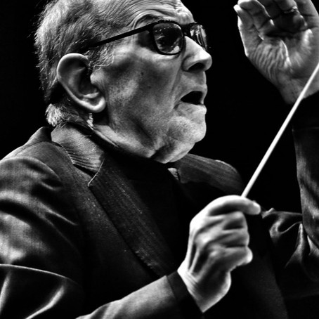 GOLD DIGGER: MORRICONE AND ME