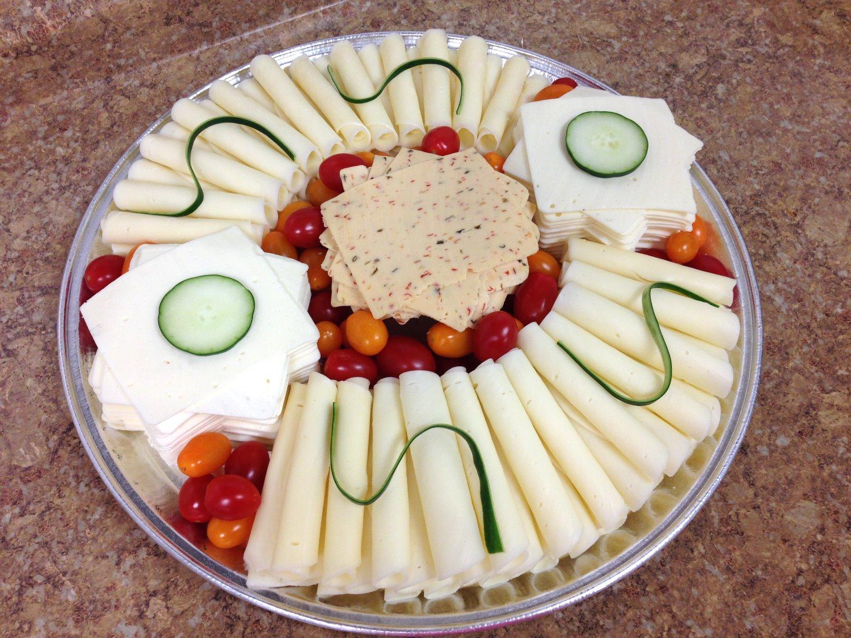 Mixed Cheese Tray