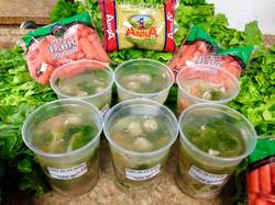 Homemade Escarole Soup