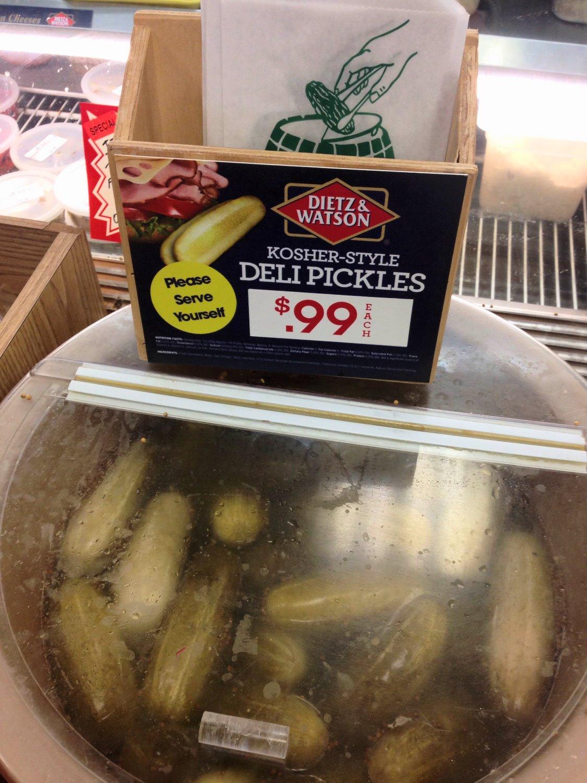 Jewish Pickles
