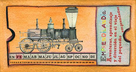 Ticket a Emprendilandia