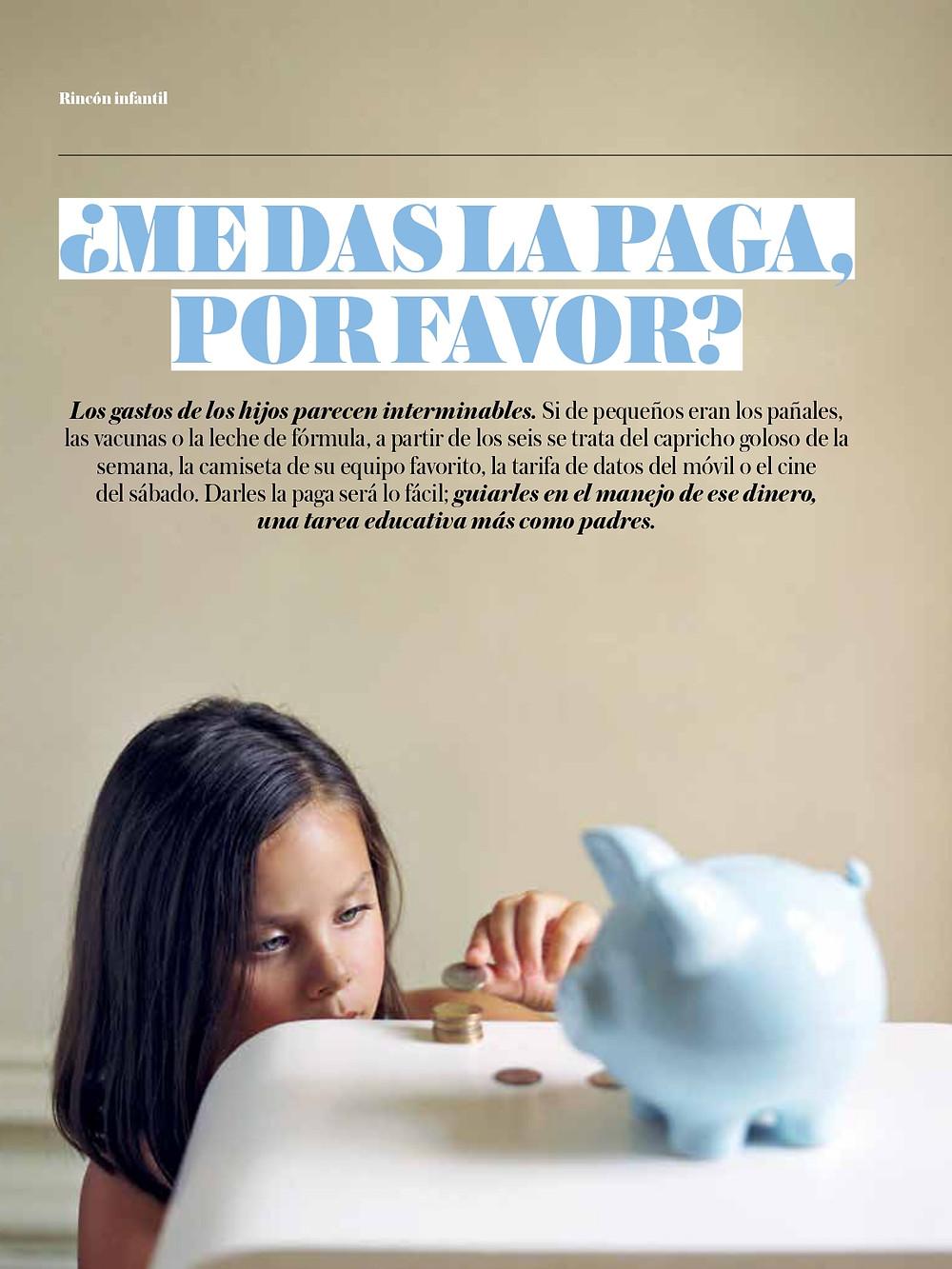 Juana Leon Alamo Revista Eroski Consumer