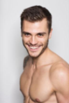 Lächeln Fit Modell