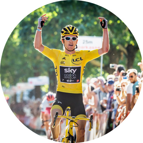 RADSPORT - GERAINT THOMAS