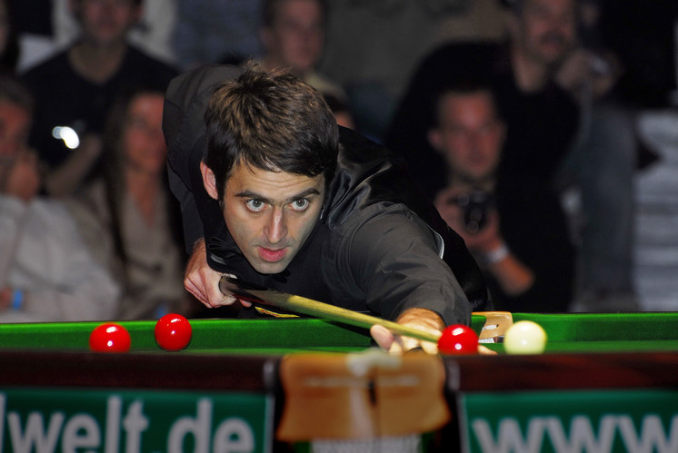 SNOOKER - RONNIE O´SULLIVAN