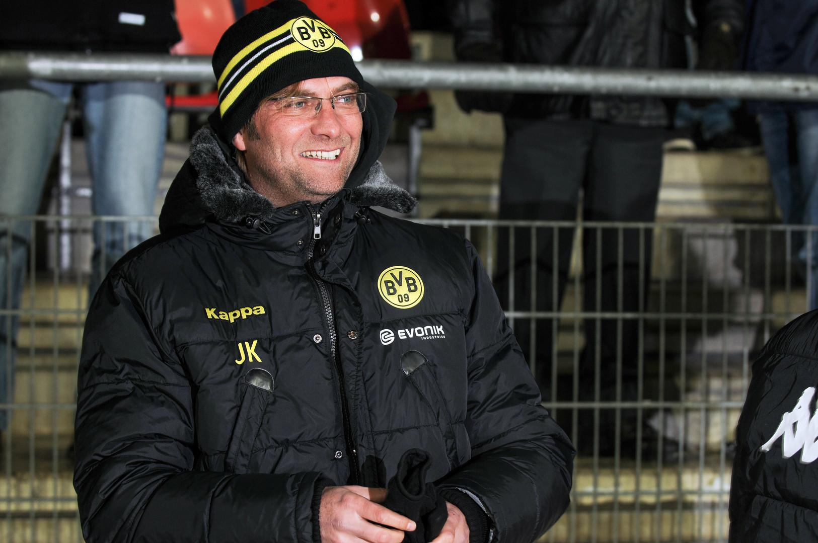 FUSSBALL BvB JÜRGEN KLOPP