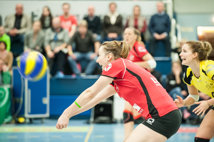 VOLLEYBALL BUNDESLIGA - USC MÜNSTER