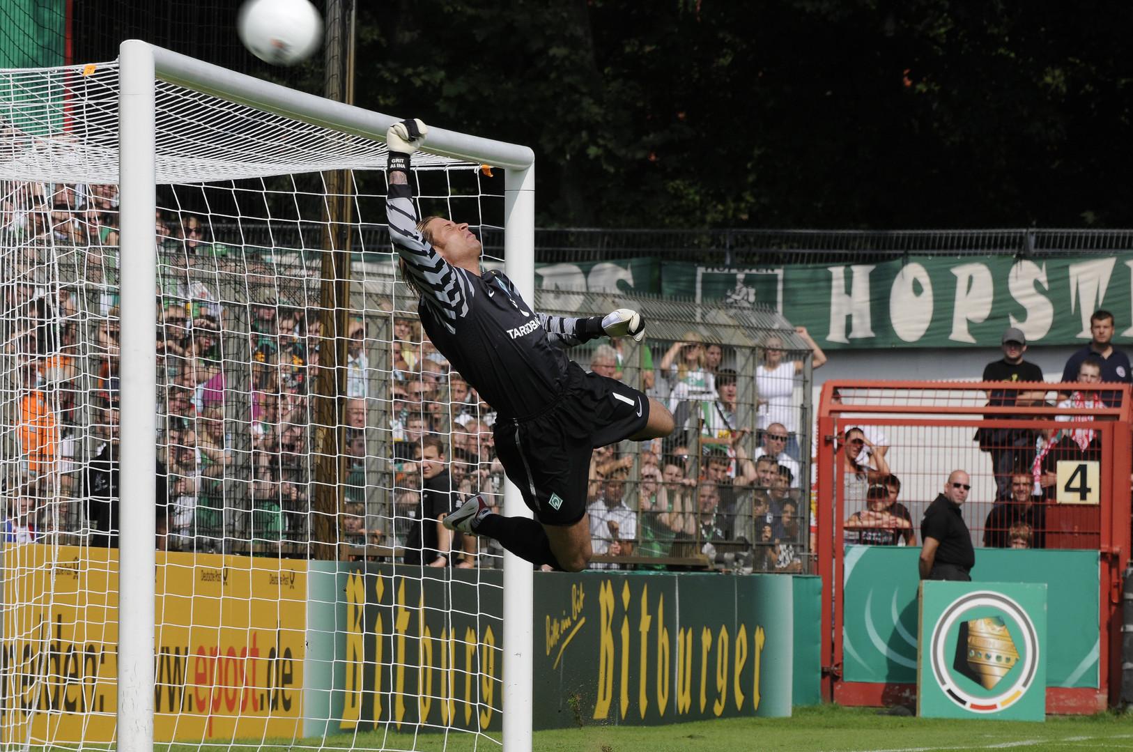 FUSSBALL DFB POKAL TIM WIESE