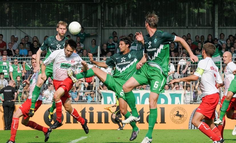 FUSSBALL DFB POKAL
