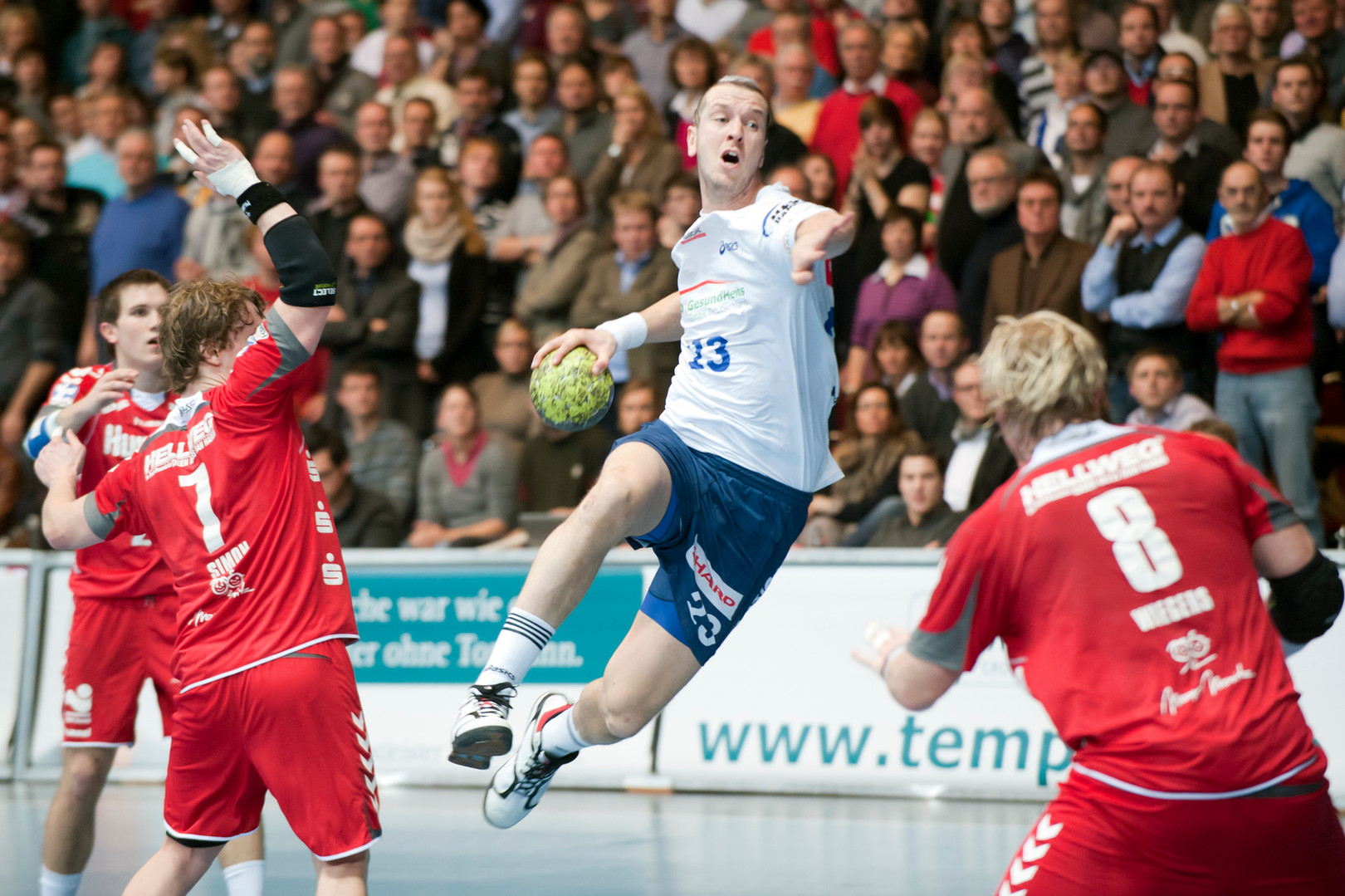 HSV HAMBURG HANDBALL - PASCAL HENS