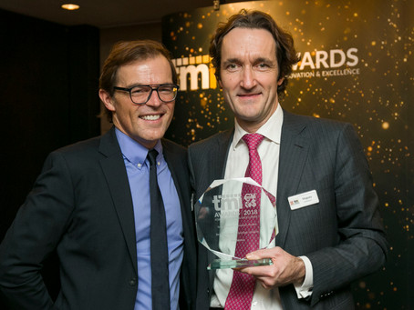 FinMetrics receives the Award of Best Emerging Technology solution by TMI