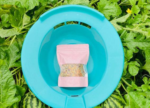 Yoni Steaming herbs & Seat