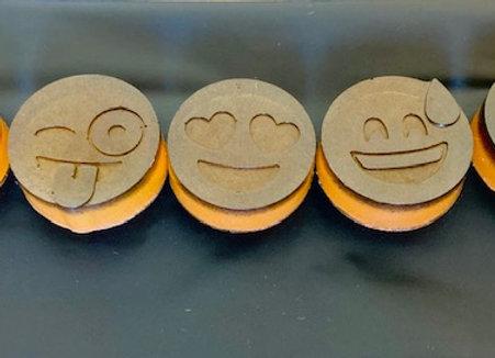 Halloween Emoji hand bars