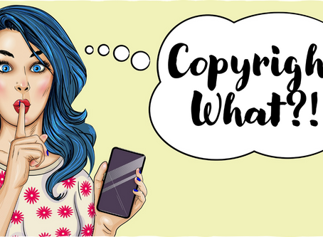 """""""I didn't know"""" won't help you when it comes to copyright infringement."""