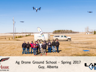 Ag Drone School: Central & Southern AB