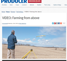 AgEagle now flying strong in Canada