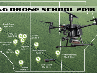 Register now for Ag Drone School 2018