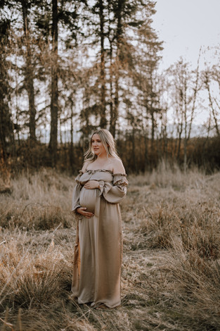 Johanna - Comox Valley Maternity Session