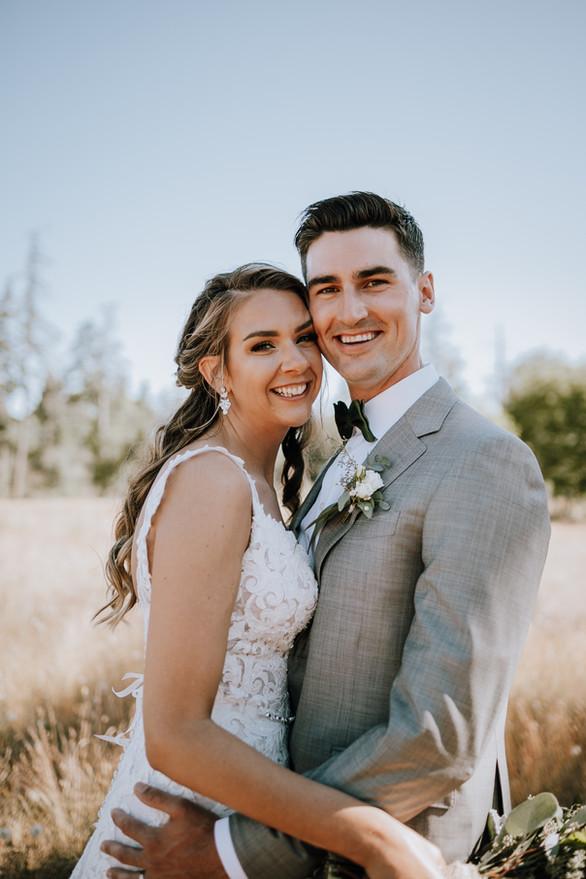 Jessica & Dan - Campbell River Wedding