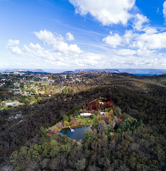20 - Dantosa Location - Aerial Shot with