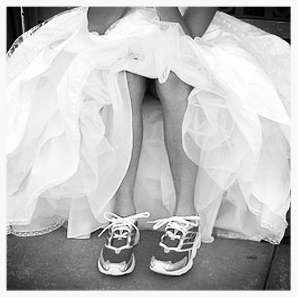 Your Wedding Dress, Your Workout!