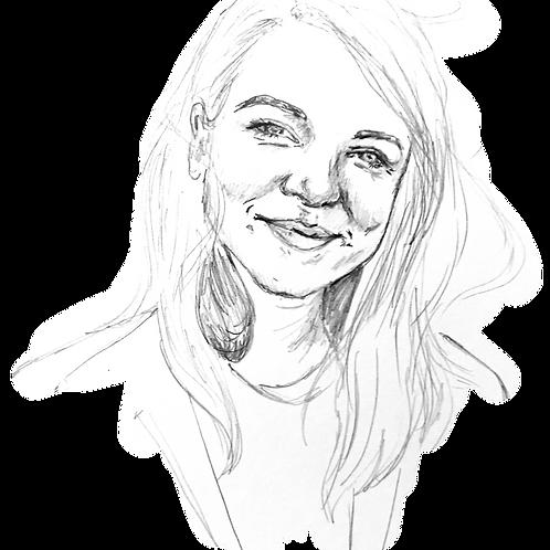 Graphite Portrait (small)