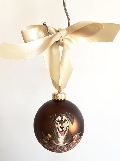 Puppy Ornament