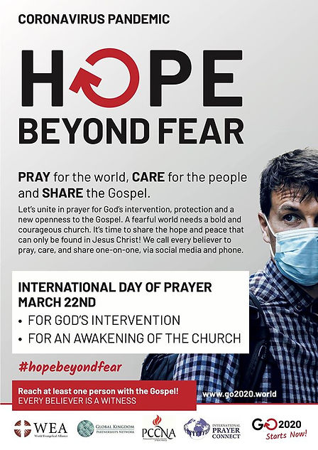 International Day of Prayer for Pandemic