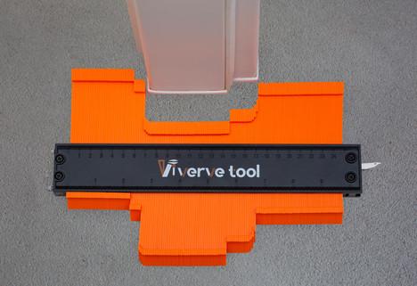 Verve Tool Contour Gauge