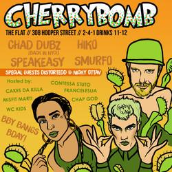 CHERRYBOMB 03.13.15
